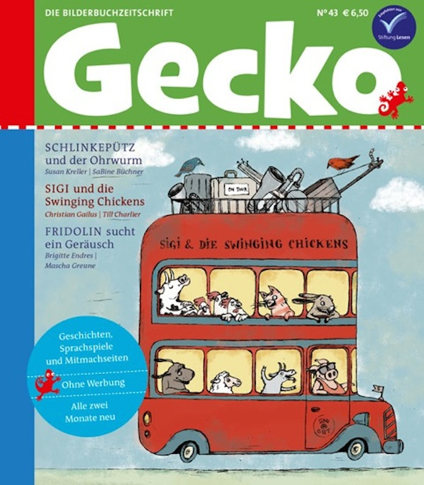 Gecko Cover