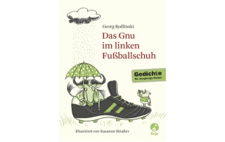 Literatur Garage Vorschau Das Gnu im linken Fussballschuh