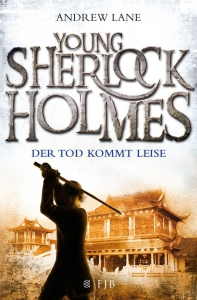 Young Sherlock Holmes Buch Cover