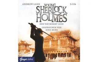 Young Sherlock Holmes Vorschau
