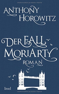 der Fall Moriarty Cover