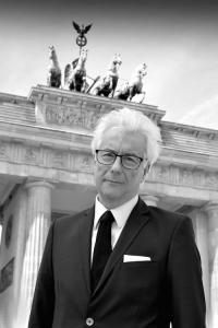 Ken Follett in Berlin, 2014