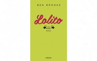 Literatur Garage Vorschau Ben Brooks Lolito Cover