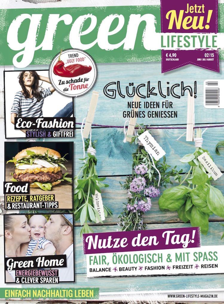 Green Lifestyle 02:15 Titel