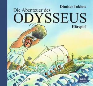 Die Abenteuer des Odysseus - Dimiter Inkiow-Cover