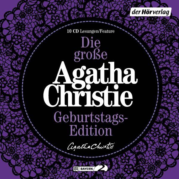 Die grosse Agatha Christie Geburtstags-Edition von Agatha Christie