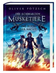 Die Schwarzen Musketiere Cover