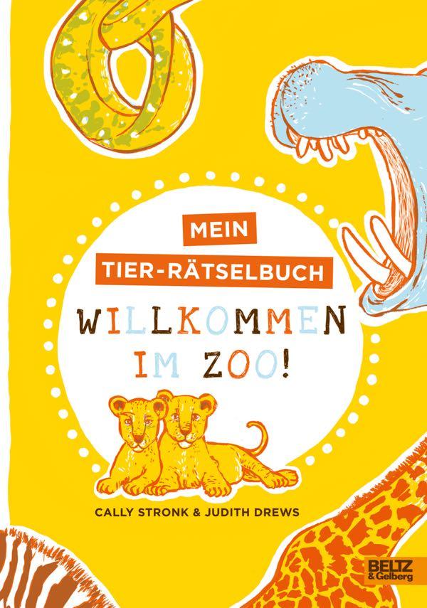 Cally Stronk_Willkommen im Zoo
