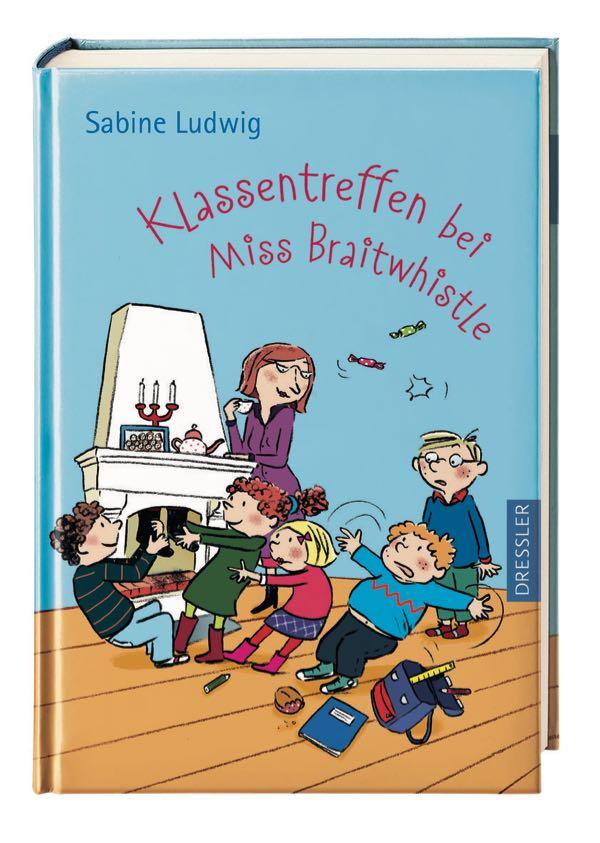 Klassentreffen mit Miss Braitwhistel