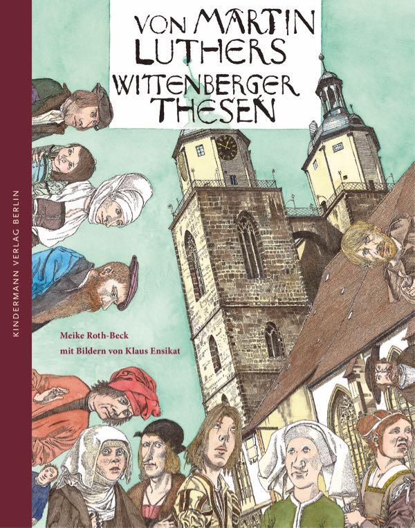 Von Martin Luthers Wittenberger Thesen_cover