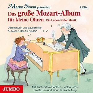 DAS GROSSE MOZART-ALBUM FUER KLEINE OHREN