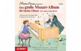Teaser_DAS GROSSE MOZART-ALBUM FUER KLEINE OHREN